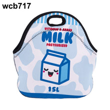 Load image into Gallery viewer, Cute Isothermal lunch bag