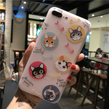 Load image into Gallery viewer, Cute Kawaii case printed for Iphone (models in description)