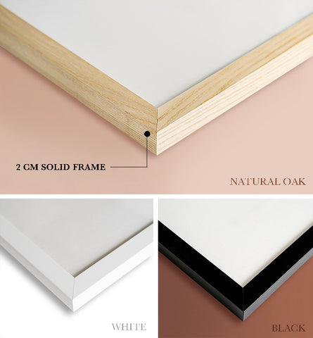 Framing Service: custom made frames by Renata Chede Prints
