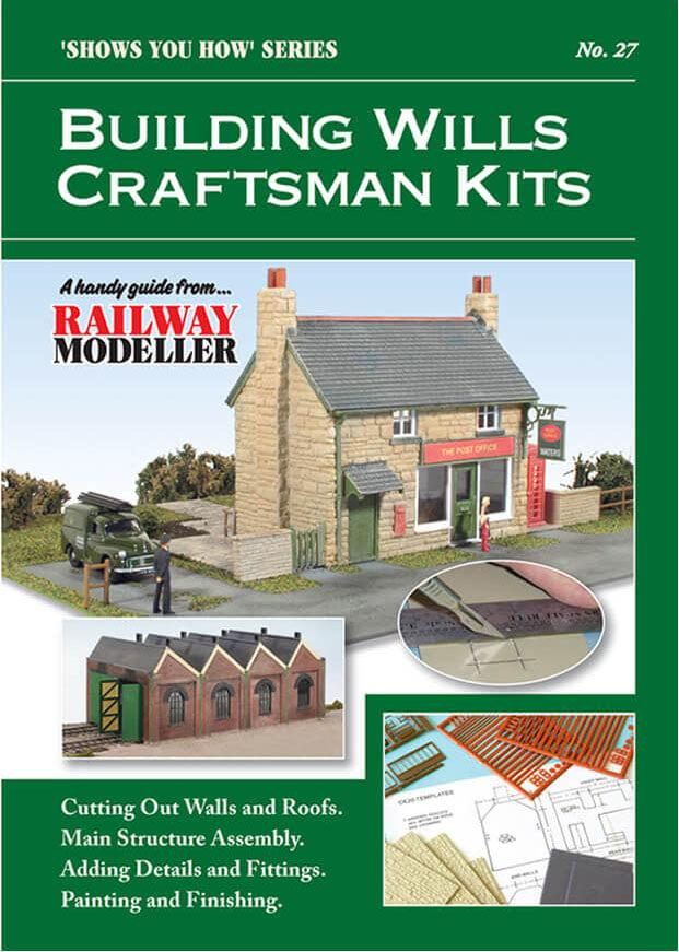 Building Wills Craftsman Kits