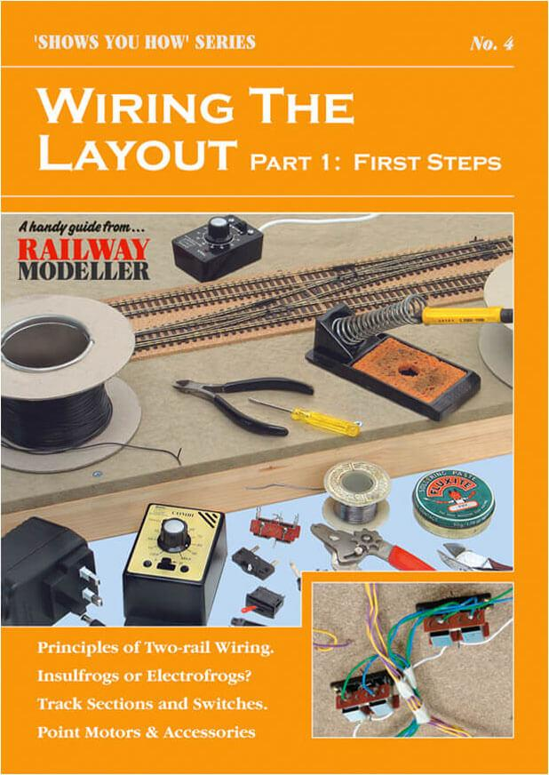 Wiring the Layout Part 1: 1st Steps