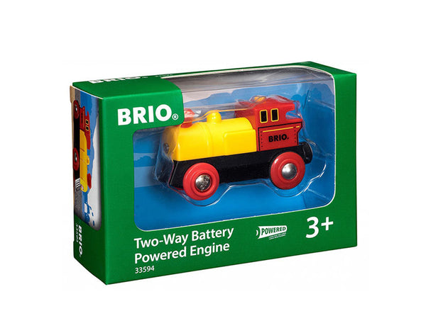 BRIO Two-way Battery Powered Engine