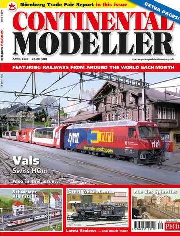 Continental Modeller APRIL 2020 Vol 42 No 4