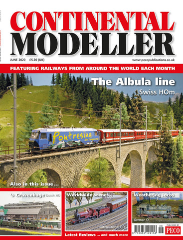 Continental Modeller JUNE 2020 Vol 42 No 6