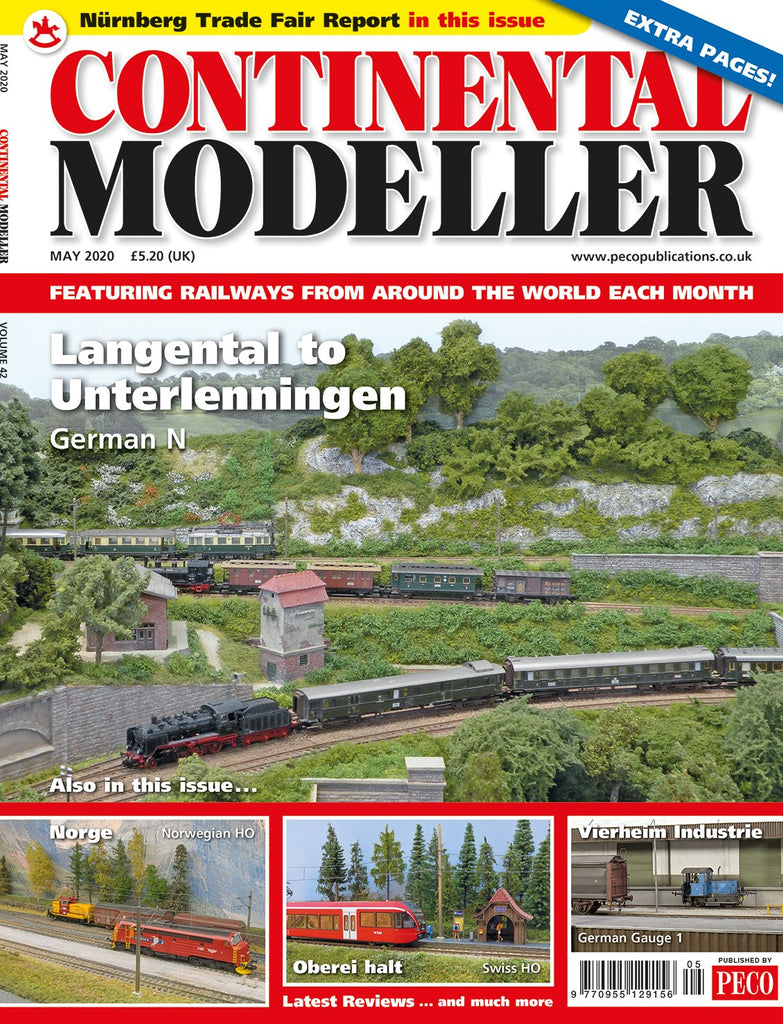 Continental Modeller MAY 2020 Vol 42 No 5