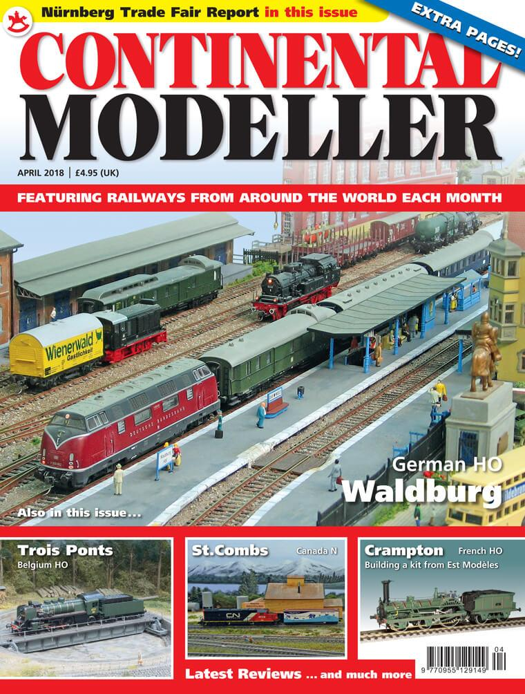 Continental Modeller APRIL 2018 ISSUE
