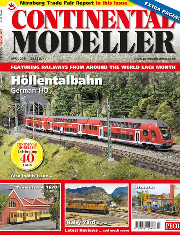 Continental Modeller APRIL 2019 Vol 41 No 4