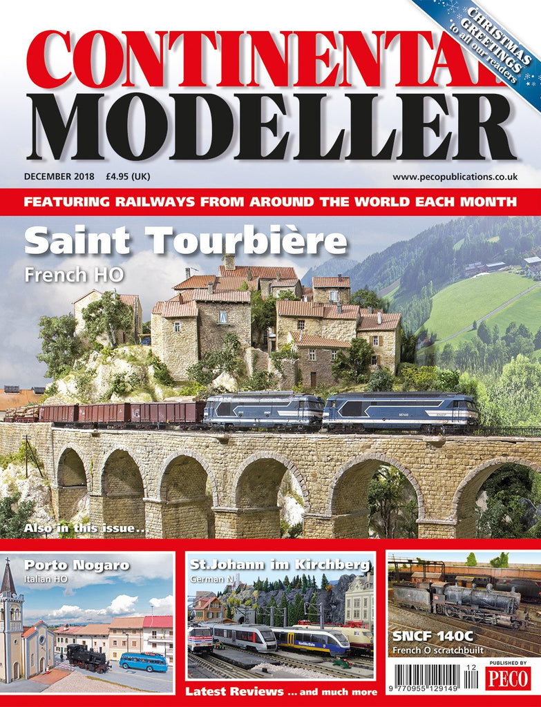 Continental Modeller DECEMBER 2018 ISSUE Vol 40 No 12