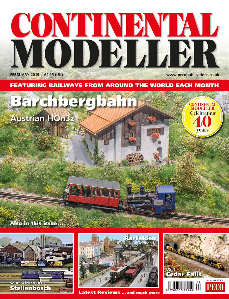 Continental Modeller FEBUARY 2019 Vol 41 No 2