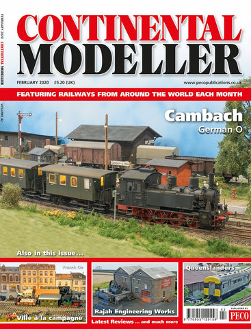 Continental Modeller FEBRUARY 2020 Vol 42 No 2