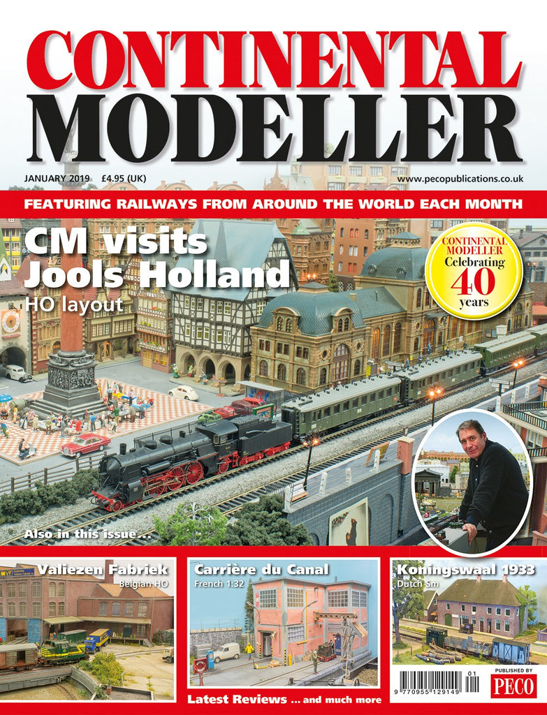 Continental Modeller JANUARY 2019 Vol 41 No 1