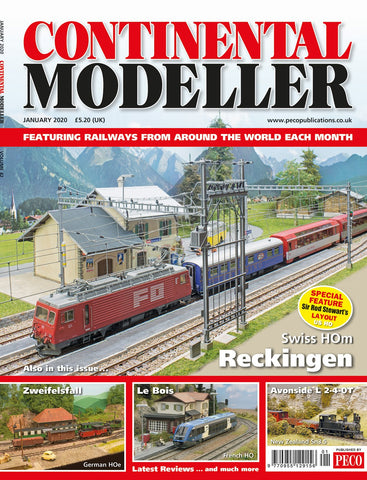 Continental Modeller JANUARY 2020 Vol 42 No 1