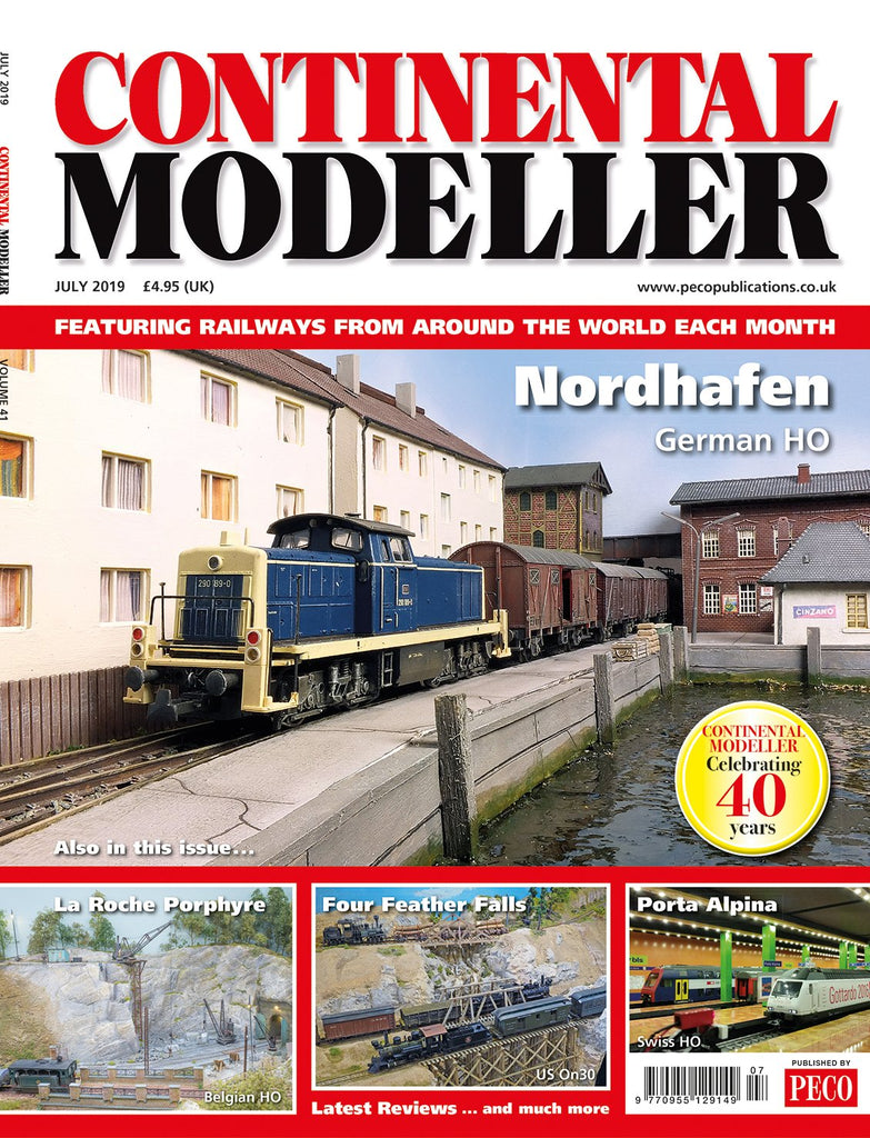 Continental Modeller JULY 2019 Vol 41 No 7