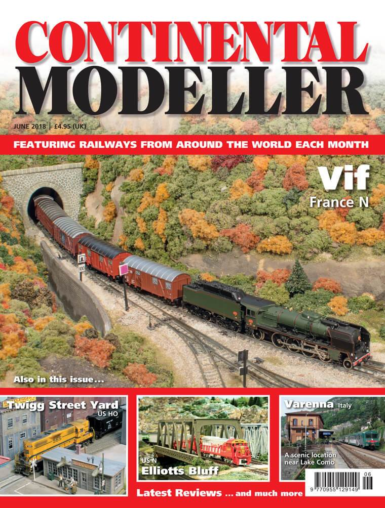 Continental Modeller JUNE 2018 ISSUE