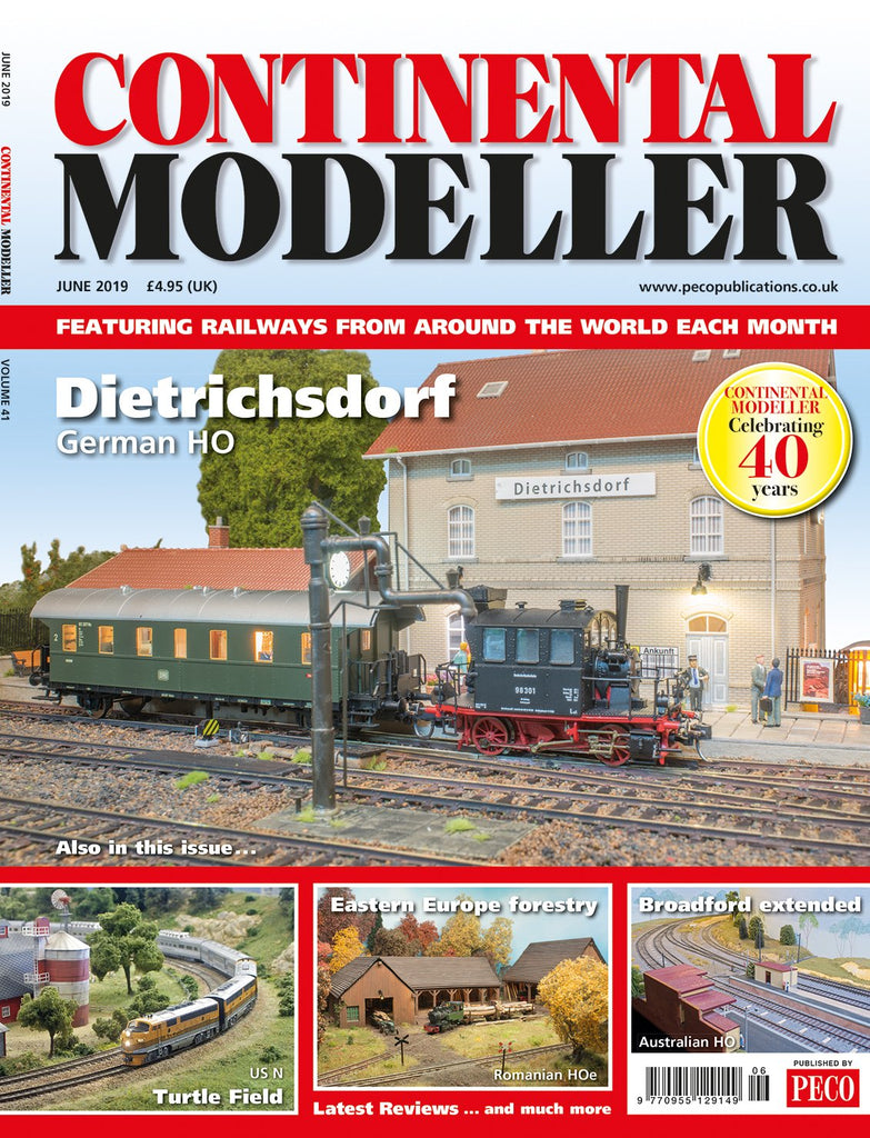 Continental Modeller JUNE 2019 Vol 41 No 6