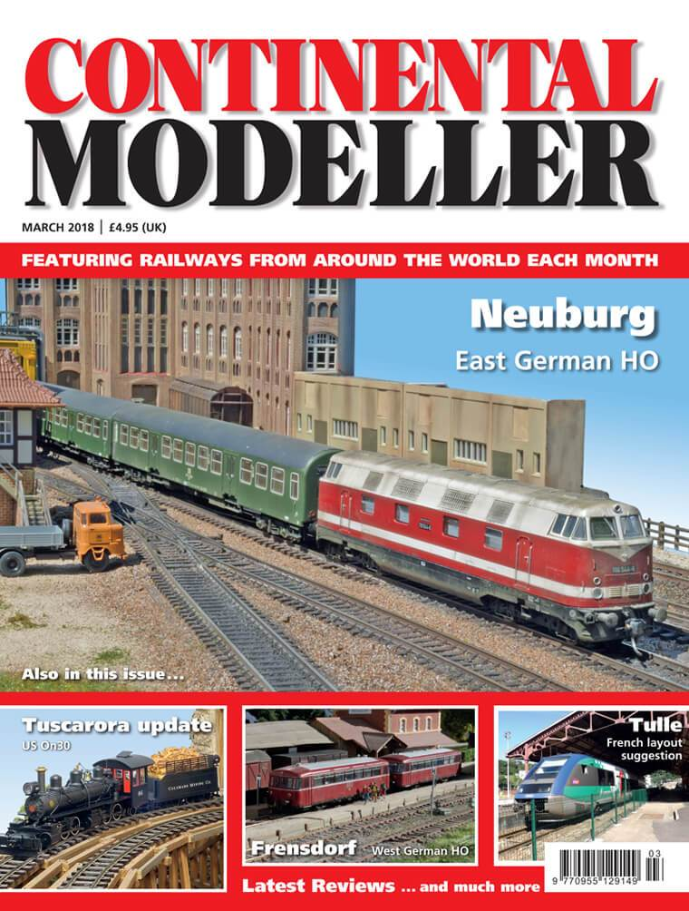 Continental Modeller MARCH 2018 ISSUE