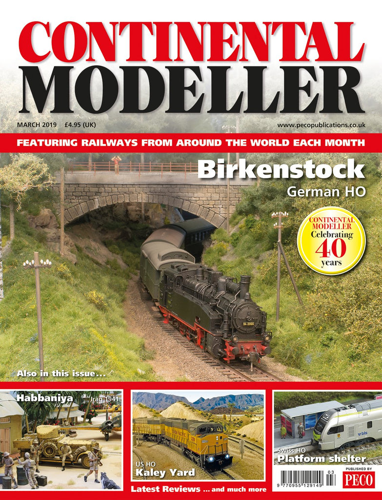 Continental Modeller MARCH 2019 Vol 41 No 3