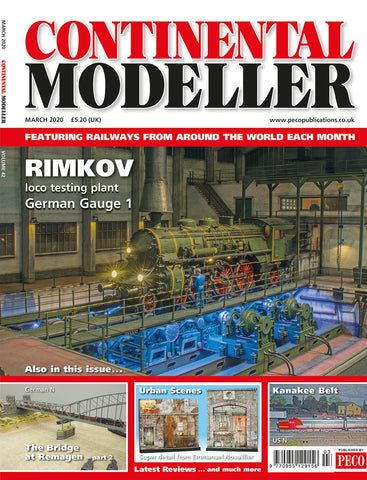 Continental Modeller MARCH 2020 Vol 42 No 3