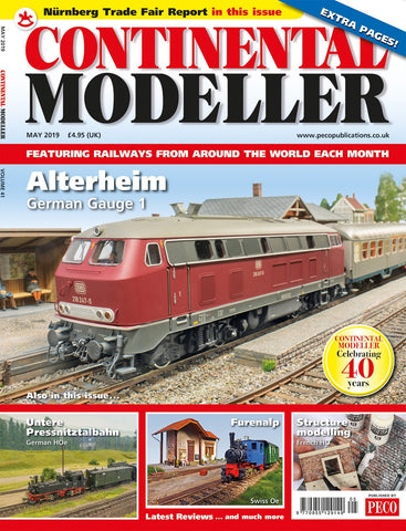 Continental Modeller MAY 2019 Vol 41 No 5