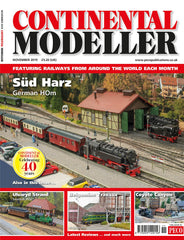 Continental Modeller NOVEMBER 2019 Vol 41 No 11