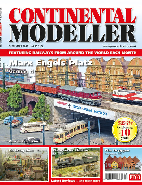 Continental Modeller SEPTEMBER 2019 Vol 41 No 9