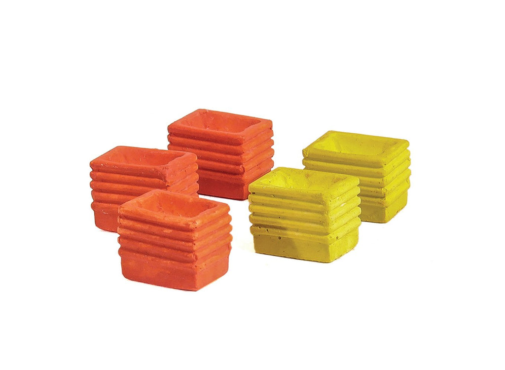 Harburn Hamlet - OO Plastic Fish Boxes - QS428