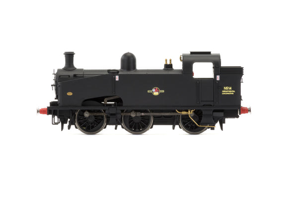 Hornby - OO BR, J50 Class, 0-6-0T, Departmental No. 14, Late BR -Era 5 - R3406