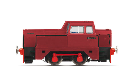 Hornby - OO Sentinel 0-4-0, 'Graham', Oxfordshire Ironstone Company, (R3577) - R3577