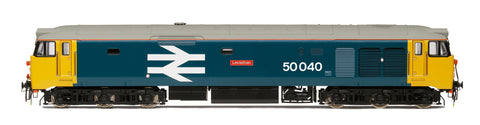 Hornby - OO BR, Class 50, Co-Co, 50040 'Leviathan' - Era 7 - R3653