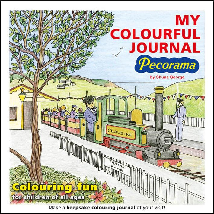 My Colourful Pecorama Journal