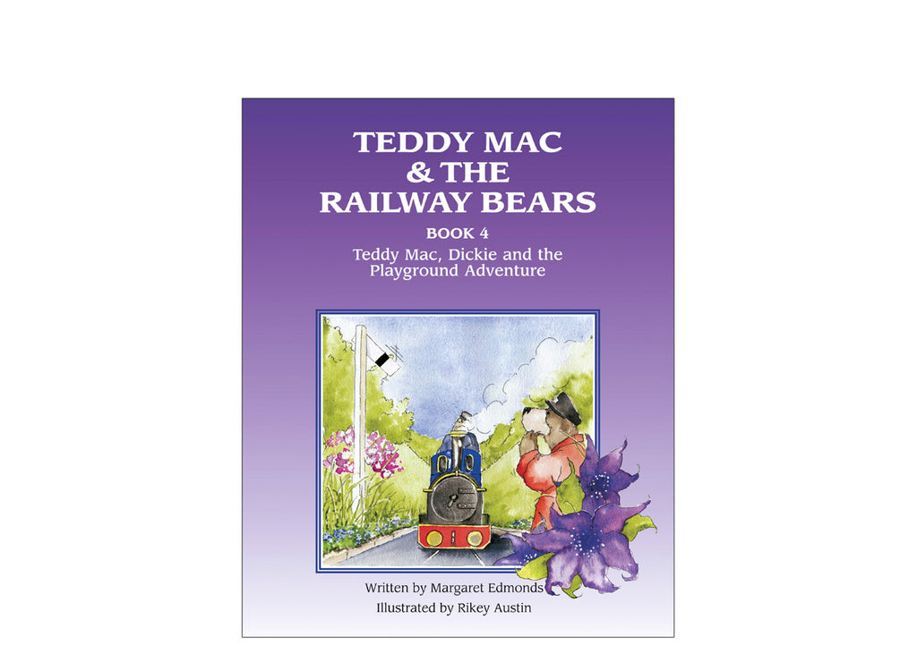 Teddy Mac, Dickie and the Playground Adventure