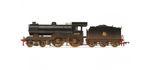 Hornby - OO BR 4-4-0 D16/3 Class - Early BR, Weathered - R3303