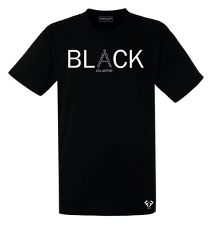 T Shirt Homme Black Collector