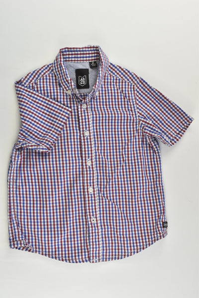 ABCD Indie Kids by Industrie Size 2 Checked Shirt