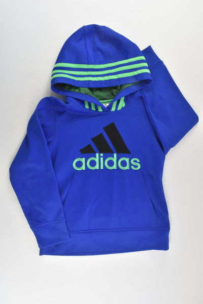 Adidas Size 5 Hooded Jumper