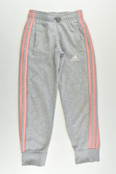 Adidas Size 7-8 Track Pants