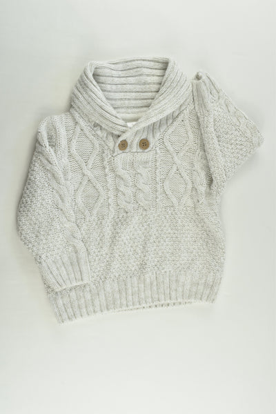 Anko Size 1 Knitted Jumper