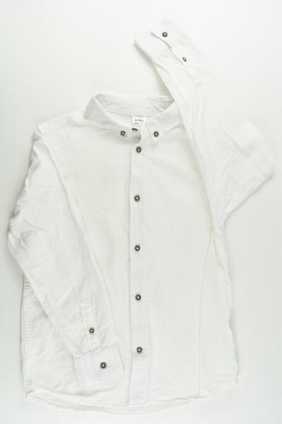Anko Size 10 Linen-feel Shirt