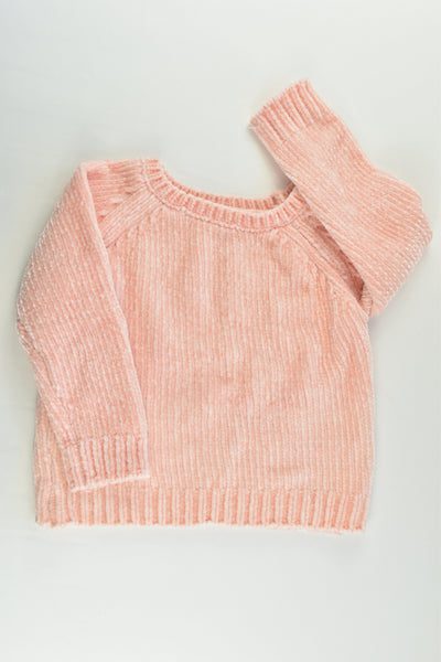 Anko Size 3 Very Soft Knitted Jumper