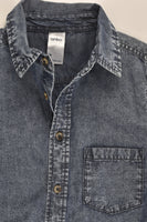 Anko Size 7 Denim-like Shirt
