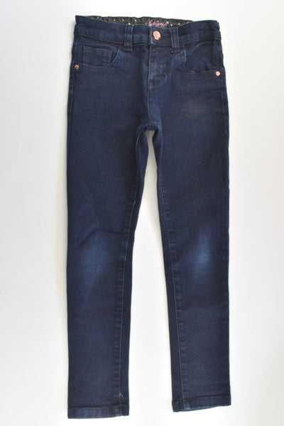 Autograph by Marcs & Spencer Size 7-8 (128 cm) Stretchy Denim Pants