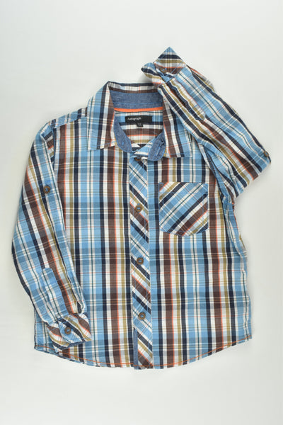 Autograph by Marks & Spencer Size 4-5 Checked Shirt