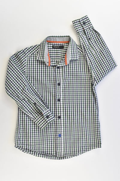 Autograph by M&S Size 6 Checked Collared Shirt