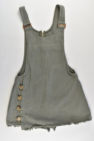 Ava & Ever Size 10 Short Denim Overalls