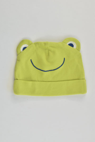 BabiesRus Size 000 (3 months, 50-62 cm) Frog Beanie