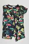 Baby Berry Size 00 (3-6 months) 'Toucan Play That Game' Short Romper