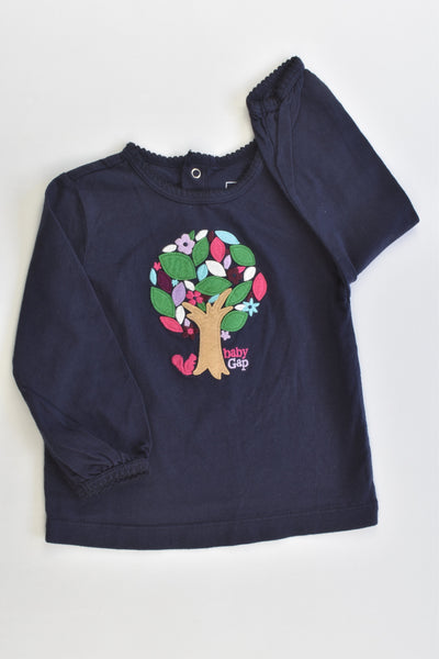 Baby Gap Size 1 (12-18 months) Tree Top