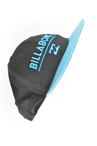 Billabong One Size (Approx 2-8 years) Blue/Black Cap