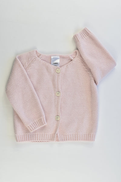 Bonds Size 00 (3-6 months) Knitted Cardigan