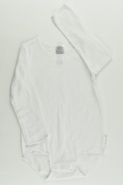 Bonds Size 1 (12-18 months) White Bodysuit